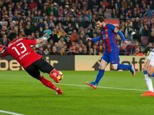LIVE: Barça heeft in Camp Nou alle moeite met Leganés