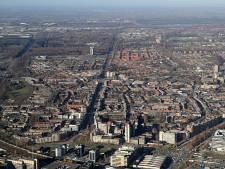 Asfalt en extra verlichting op fietspaden aan Boschdijk in Eindhoven