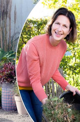 """Onze tuinexperte toont hoe je je terras een prachtige herfstmake-over geeft: """"Hou het niet te netjes en verander regelmatig van decor"""""""