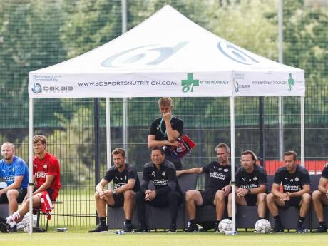 Roger Schmidt ziet bij PSV interne strijd op alle fronten