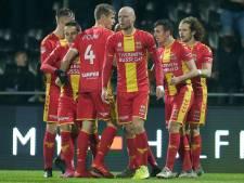 Getergde invallers loodsen GA Eagles langs pover FC Dordrecht