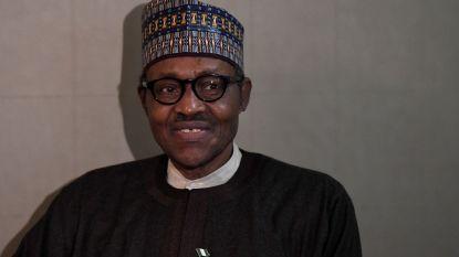 """Nigeriaanse president: """"Néé, ik ben niet gekloond"""""""