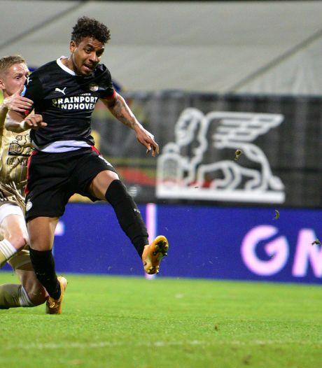 PSV'ers zijn blij met zege op NS Mura, maar leven mee met pechvogel Romero