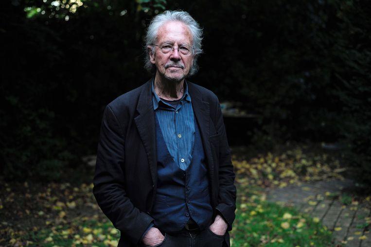 Verzet tegen Nobelprijs voor literatuur Peter Handke