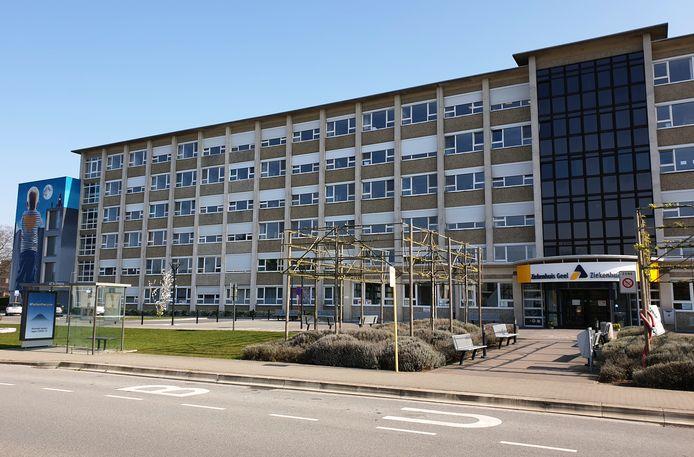 Het ziekenhuis van Geel.