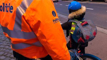 17 fietsers, vooral minderjarigen, blijken niet in orde