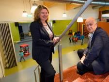Wisseling van de wacht in Oirschot: Liesbeth van den Berg lost Frans Bruinsma af bij SKOBOS
