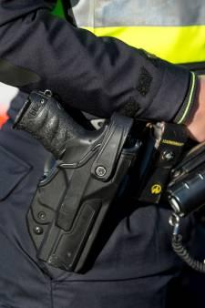 Politie schiet bij arrestatie in centrum Spijkenisse