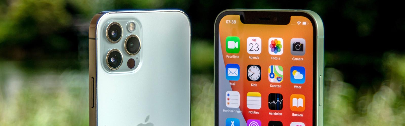 De nieuwe iPhones