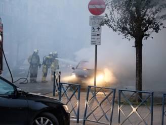 Actie voor Adil ontaardt: wagen in brand gestoken