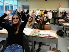 Rector RSG 't Rijks tekent voor duurzaamheid na scholierenactie
