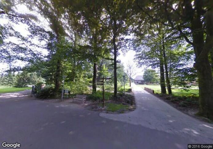 Crematorium Kranenburg in Zwolle. Foto: Google Streetview