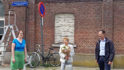 Verzetsstrijdster Jeanne Dormaels krijgt eigen plein aan station van Wijgmaal