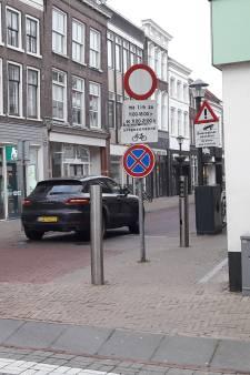 Stopverbod in Westwagenstraat Gorinchem eind volgende week van de baan