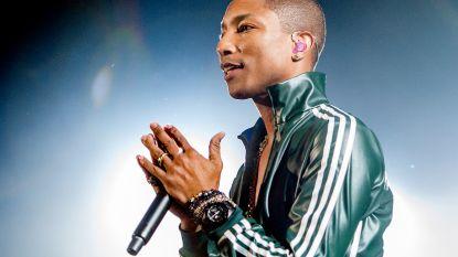 Pharrell woest: Trump draait 'Happy' op dezelfde dag als schietpartij