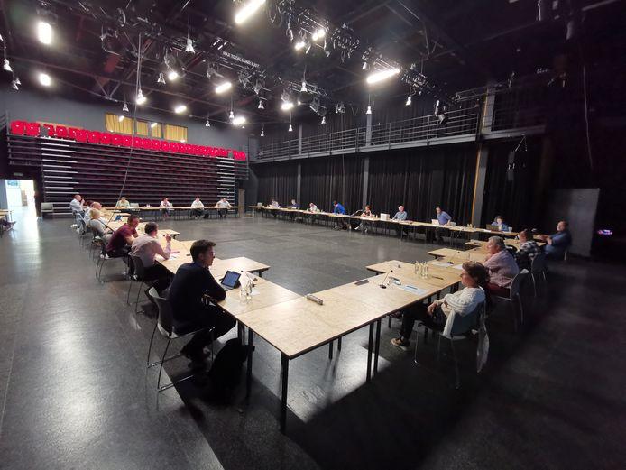 De gemeenteraad van Hooglede vond maandagavond plaats in de Gulden Zonne