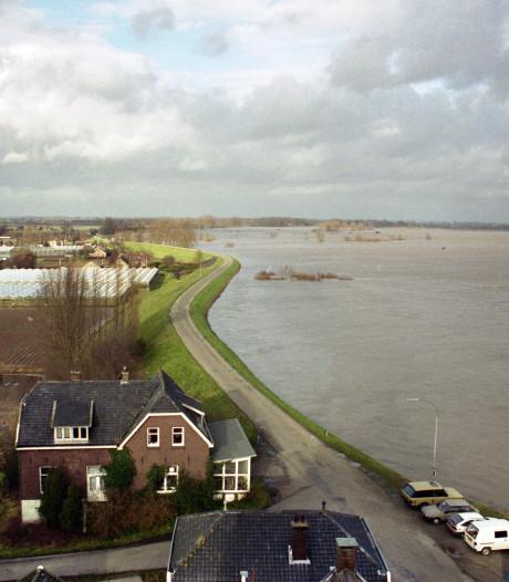 Dijkplan Tiel-Waardenburg nadert voltooiing