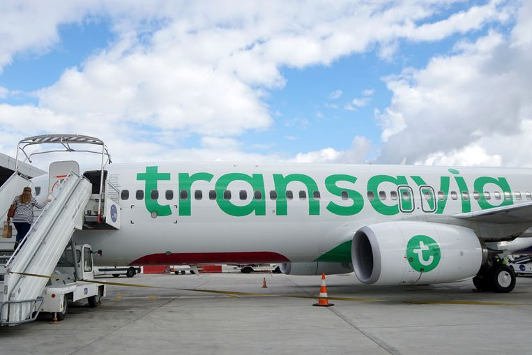 Beeld ter illustratie, Transavia.