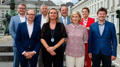 """Homans wil geen groepsfoto voor Belgische vlag: """"Die vod toch niet op de achtergrond"""""""
