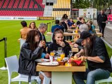Supportersontbijt in de Adelaarshorst: unieke ervaring én steun voor GA Eagles