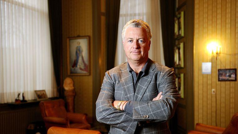 Van Bram Moszkowicz hebben we in 2012 de meeste lol gehad, een verdiende winnaar van de Gouden Bram. Beeld ANP