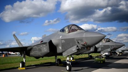 Lockheed Martin sluit miljardendeal met  Amerikaans leger voor levering F-35's