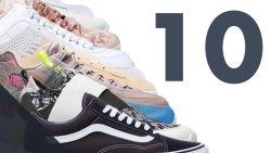 Contour: De 10 coolste sneakers van het moment