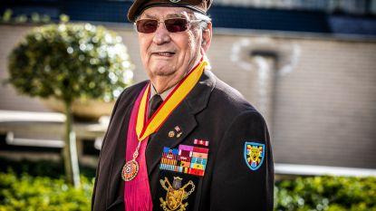 """Oudsbergenaar Raymond Behr (87) zag Limburgse kameraad sterven door granaatscherf in Koreaanse Oorlog: """"Ik hoop dat de beide Korea's ooit weer samenkomen"""""""