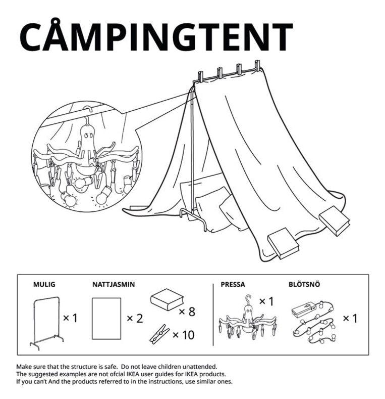 campingtent