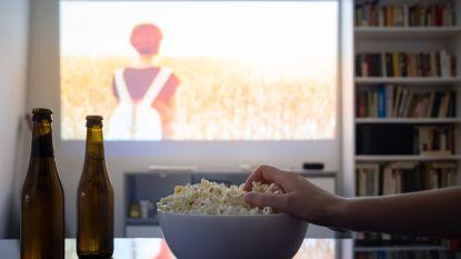 Als het écht groots mag zijn: tv kijken met een 4k-beamer