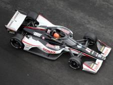 Bijrol voor Van Kalmthout in derde race IndyCar Series
