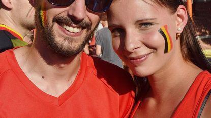 Lynn (23) schopt het tot WK-babe