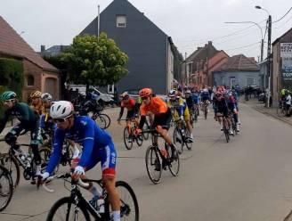 Beperkt publiek langs parcours Ronde van Vlaanderen in Erpe-Mere