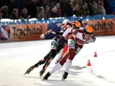 Tubbergenaar Mart Bruggink schaatst vier avonden op rij