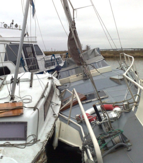 Twee ton voor Arnhemse jachthaven Jason ter bescherming tegen tankers