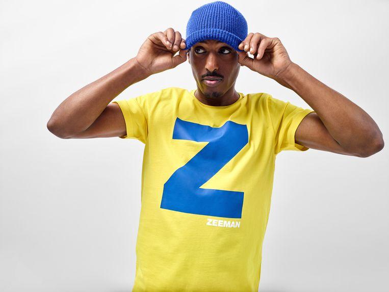 Zeeman verkoopt al sinds 2012 T-shirts met eigen logo.