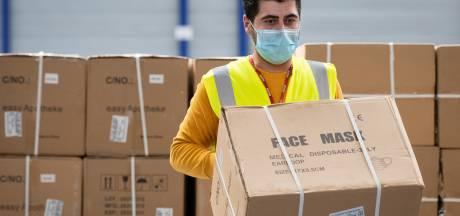 Wildwest in mondkapjes-handel: 'Die hele fabriek bestond niet'