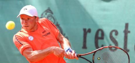 Geen kwartfinale voor Alban Meuffels in Tunesië