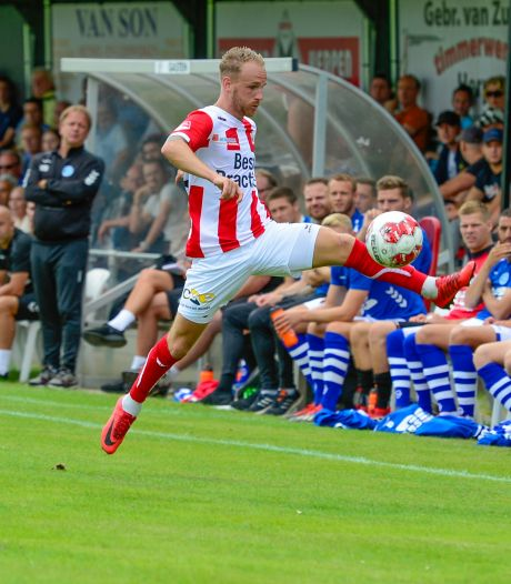 Jason Bourdouxhe verlaat TOP Oss en keert terug bij FC Eindhoven