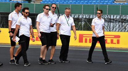 Patiënt McLaren: Het team van Stoffel Vandoorne geraakt maar niet uit het slop