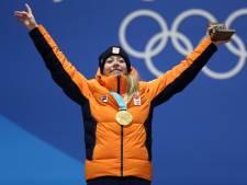 IJsclub Nut en Vermaak naar huldiging Esmee Visser in Olympisch Stadion