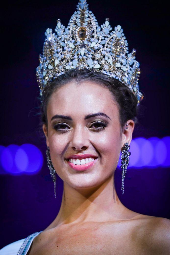 Zoey werd in 2016 Miss Nederland gekroond