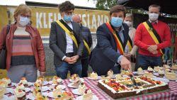 """275 stukken taart voor 100 jaar Klein Rusland: """"Dit kan opnieuw de mooiste wijk van Zelzate worden"""""""
