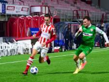 Samenvatting | Absolute wereldgoal Van der Heijden bezorgt TOP Oss zege op FC Dordrecht