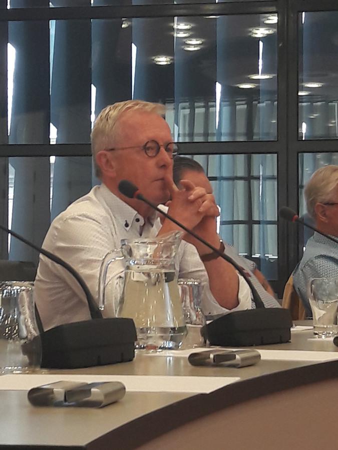 Ger Roelofs uit Helmond aan het woord in de Tweede Kamer.