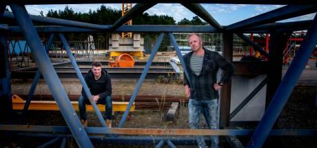 Bloedstollende treinrit in Harderwijk: halloween nachtmerrie voor echte durfal