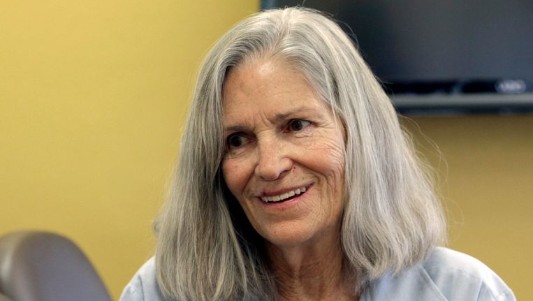 Leslie Van Houten is nu 66 jaar.