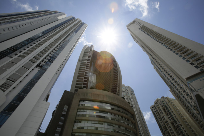 Het nieuwe JW Marriott hotel in Panama City.
