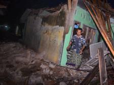 Zeker twee doden bij aardbeving op Java