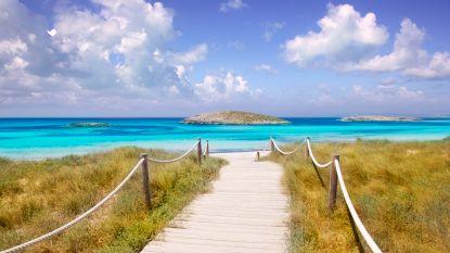 Het happy hippie -eiland